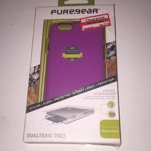 PureGear iPhone 6/6s case